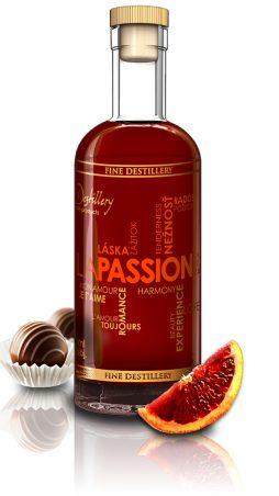 Fine Destillery La Passion 0,5 l 40%