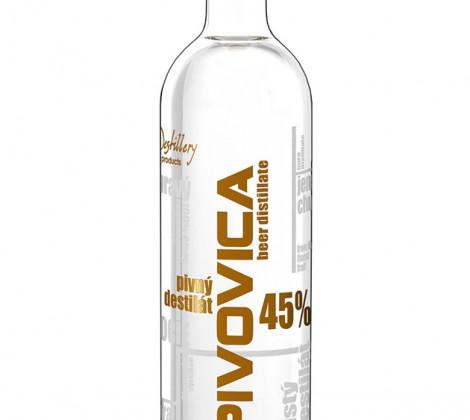 Fine Destillery Pivovica 0,7 l 45%