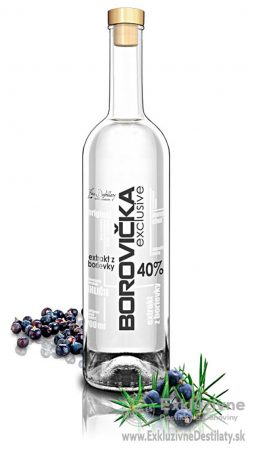 Fine Destillery Borovička Exclusive