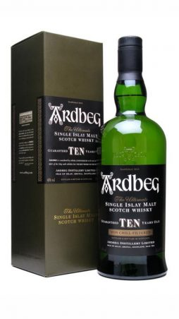 Ardbeg Single Malt 10 yo 0,7 l 46 %