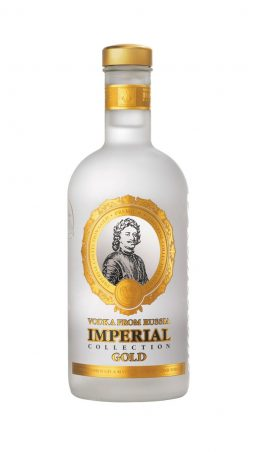 Carska vodka Imperial 0,7 l 40 %