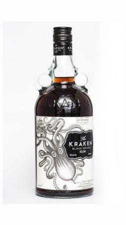 Kraken Black Spiced Rum 0,7l 40 %