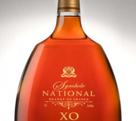 Symbole National Brandy X.O. + GB 0,7 l 40%
