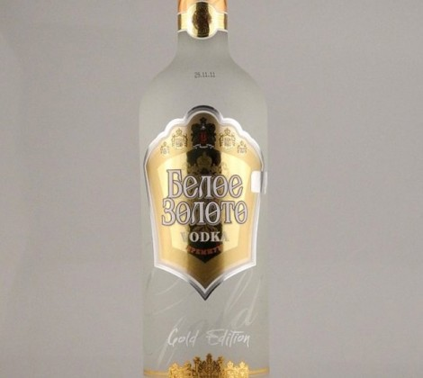 White Gold Vodka Premium 40% 700 ml
