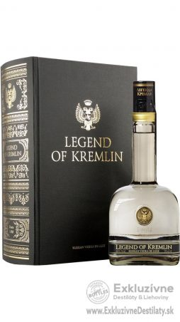 Legend of Kremlin Vodka 0,7 l 40%