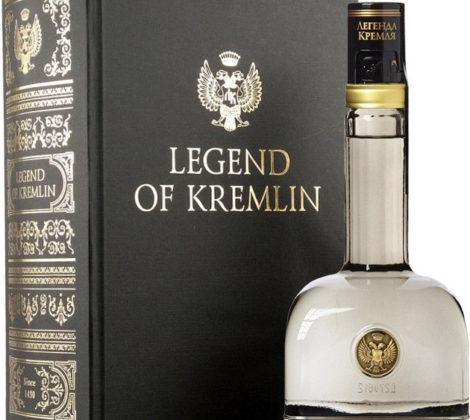 Legend of Kremlin Vodka 0,7 l 40%
