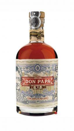 Rum DON PAPA 0,7 l 40%