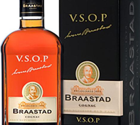 Braastad VSOP 0,7 l 40%