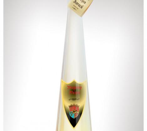 Szicsek Marhuľovica s medom 0,5 l 34%