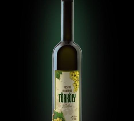Prémium Szicsek Muškátová Terkelica 0,5 l 46%