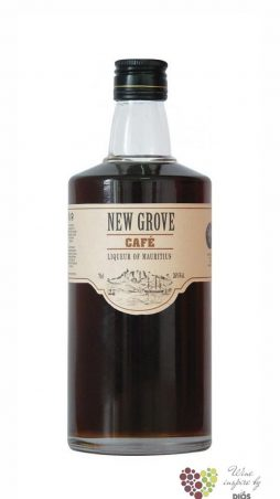 New Grove Café Liquer 0.7 l 26%