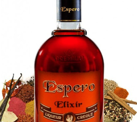 Ron Espero Creole Elixír 0,7 l 34%