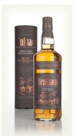 BenRiach 10 ročná whisky 0,7 l 43%