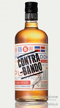Rum Contrabando Anejo 0,7 l 38%