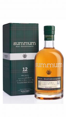 Summum 12 Solera Ron Dominicana Malt Whisky 0,7 l 43%