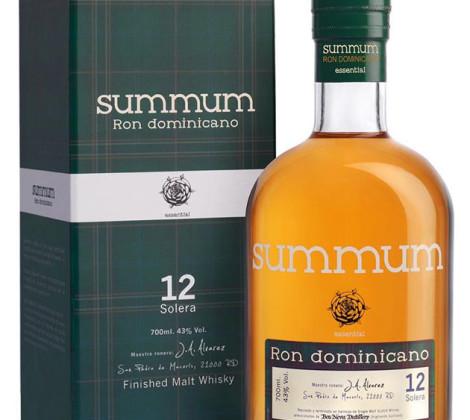 Summum 12 Solera Ron Dominicana Malt Whisky 0,7 l 43%