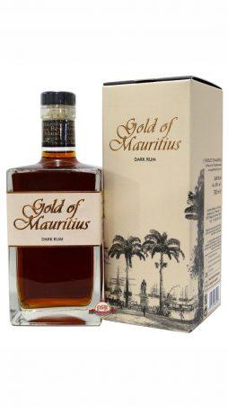 Gold of Mauritius Dark Rum 0,7l 40%