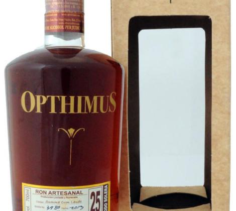 Opthimus 25 yo 0,7 l 38%