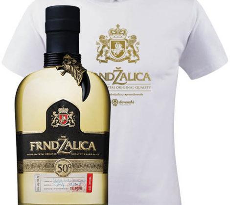 Pacho Matrtaj Frndžalica 0,7 l 50% + tričko biele alebo čierne zadarmo !!!