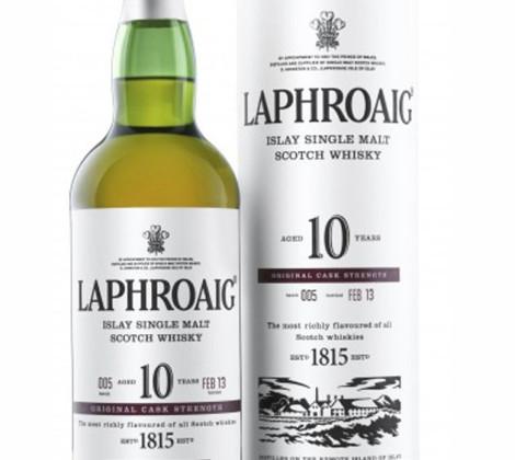 Laphroaig 10yo 0,7 l 40%