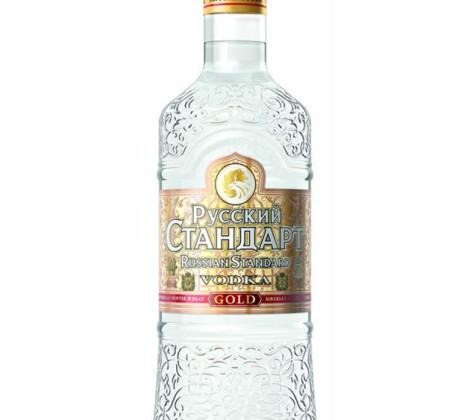 Vodka Russian Standard Gold 1 l 40%