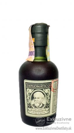 Diplomatico Reserva Exclusiva 12y 0,05l 40%