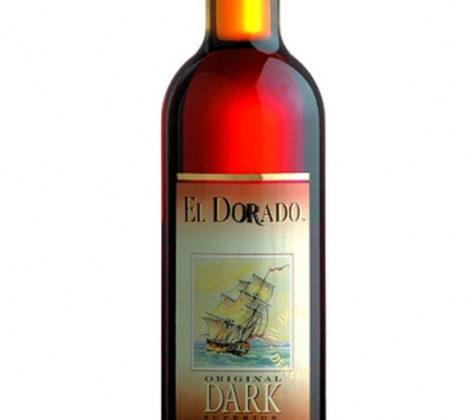 El Dorado Dark Rum 0,7 l 37,5%