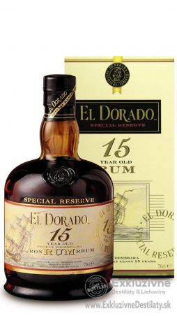 El Dorado 15 yo 0,7 l 43%