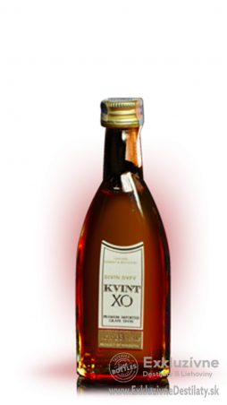 Kvint XO Surprise 10 ročné 0,05 l 40%