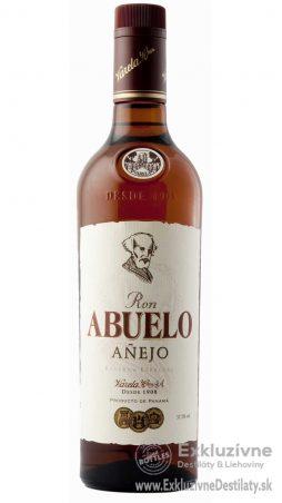 Ron Abuelo Aňejo 5 yo 0,7 l 40 %