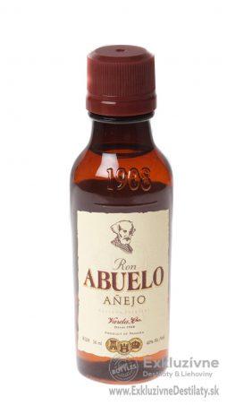 Ron Abuelo Aňejo 5 yo mini 0,05 l 40%