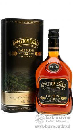 Appleton Estate Rare Blend 12 yo 0,7 l 43%
