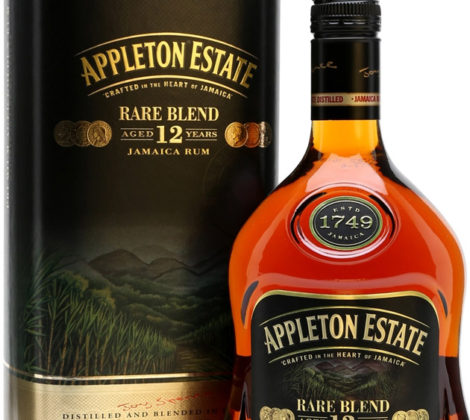 Appleton Estate Rare Blend 12 yo 0,7 l 43%