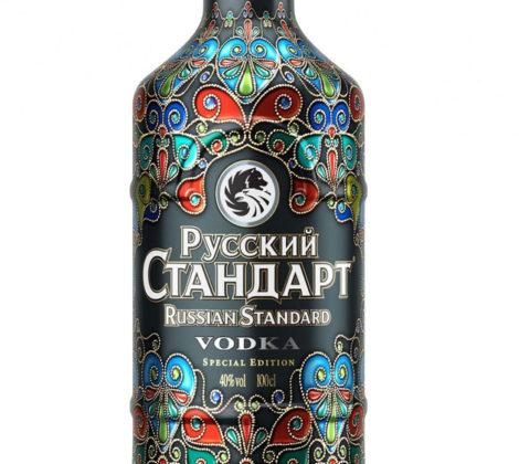 Russian Standard Cloisonné Edition 1 l 40%