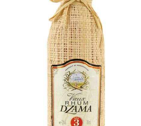 Vieux Rhum Dzama 3 ans 0,7 l 52%