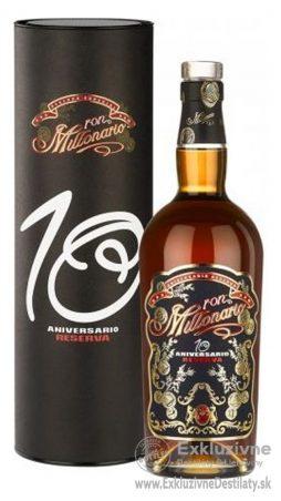 Ron Millonario 10th Aniversario 0,7 l 40%