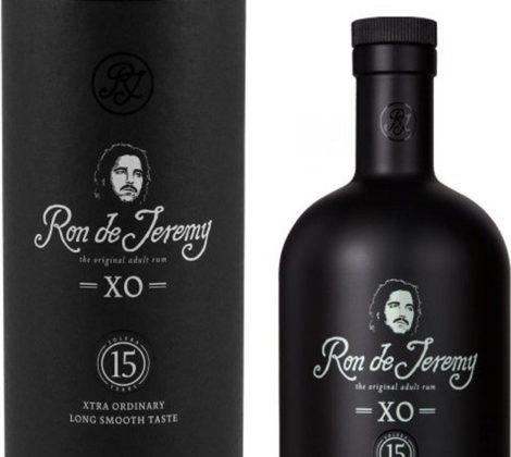 Ron de Jeremy XO 15 yo 0,7 l 40%