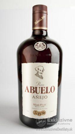 Ron Abuelo Aňejo 5 yo 1,75 l 40 %