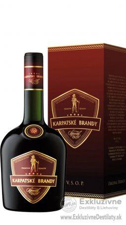 Karpatské Brandy Špeciál VSOP 0,7 l 40%