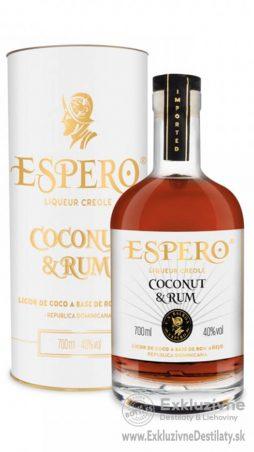 Ron Espero Coconut 0,7 l 40%