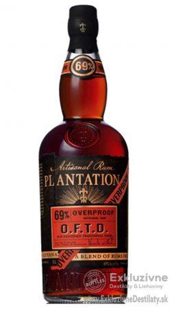 Plantation OFTD Overproof 0,7 l 69%