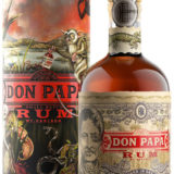 Rum DON PAPA 0,7 l 40% limit. edition