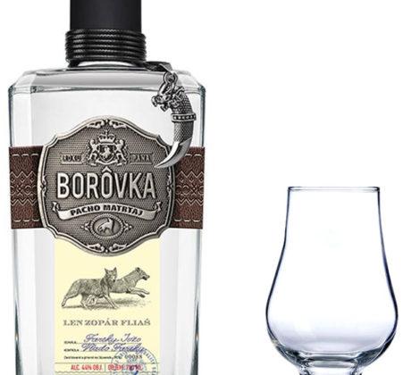 Pacho Matrtaj Borôvka 0,7 l 44%