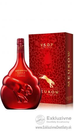 Meukow VSOP Superior Red Edition 0,7 l 40%