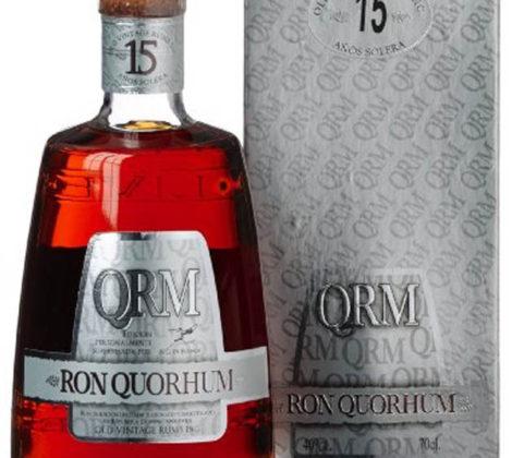 Ron Quorhum 15yo 0,7 l 40%