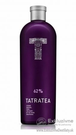 Karloff Tatratea Forest Fruit 0,7 l 62%