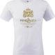 Tričko Pacho Matrtaj Frndžalica biele