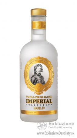 Carska Imperial Gold 1,75 l 40%