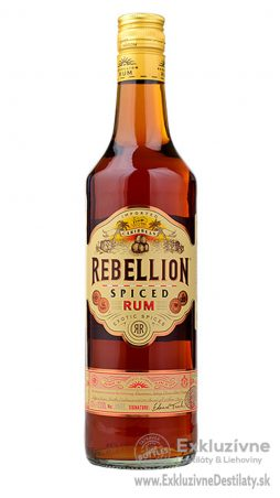 Rebellion Spiced 0,7 l 37,5%