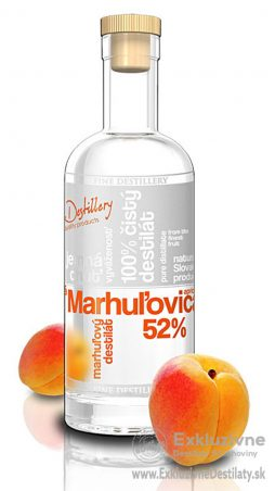 Fine Destillery Marhuľovica exclusive